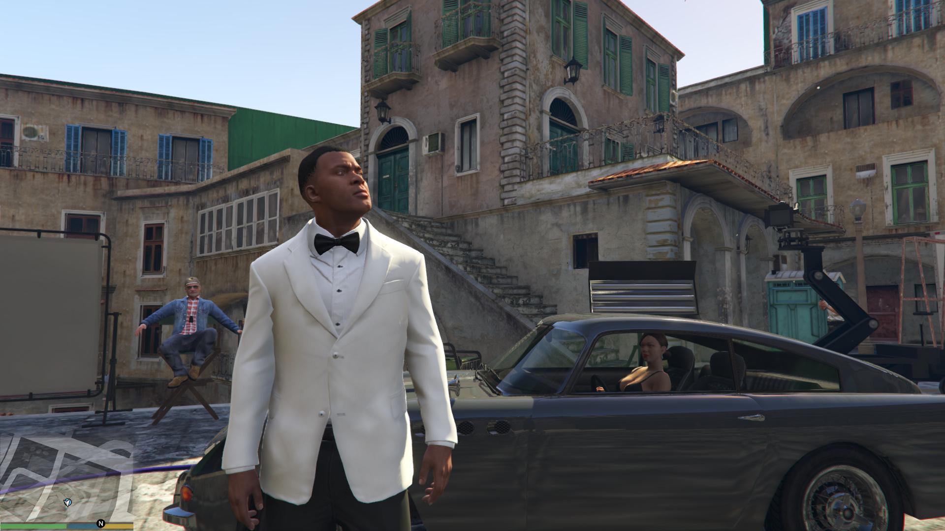 Grand Theft Auto Five Screenshots Max graphics GTAV (15)