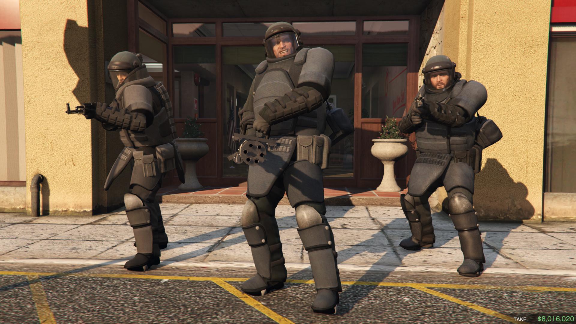 Grand Theft Auto Five Screenshots Max graphics GTAV (16)