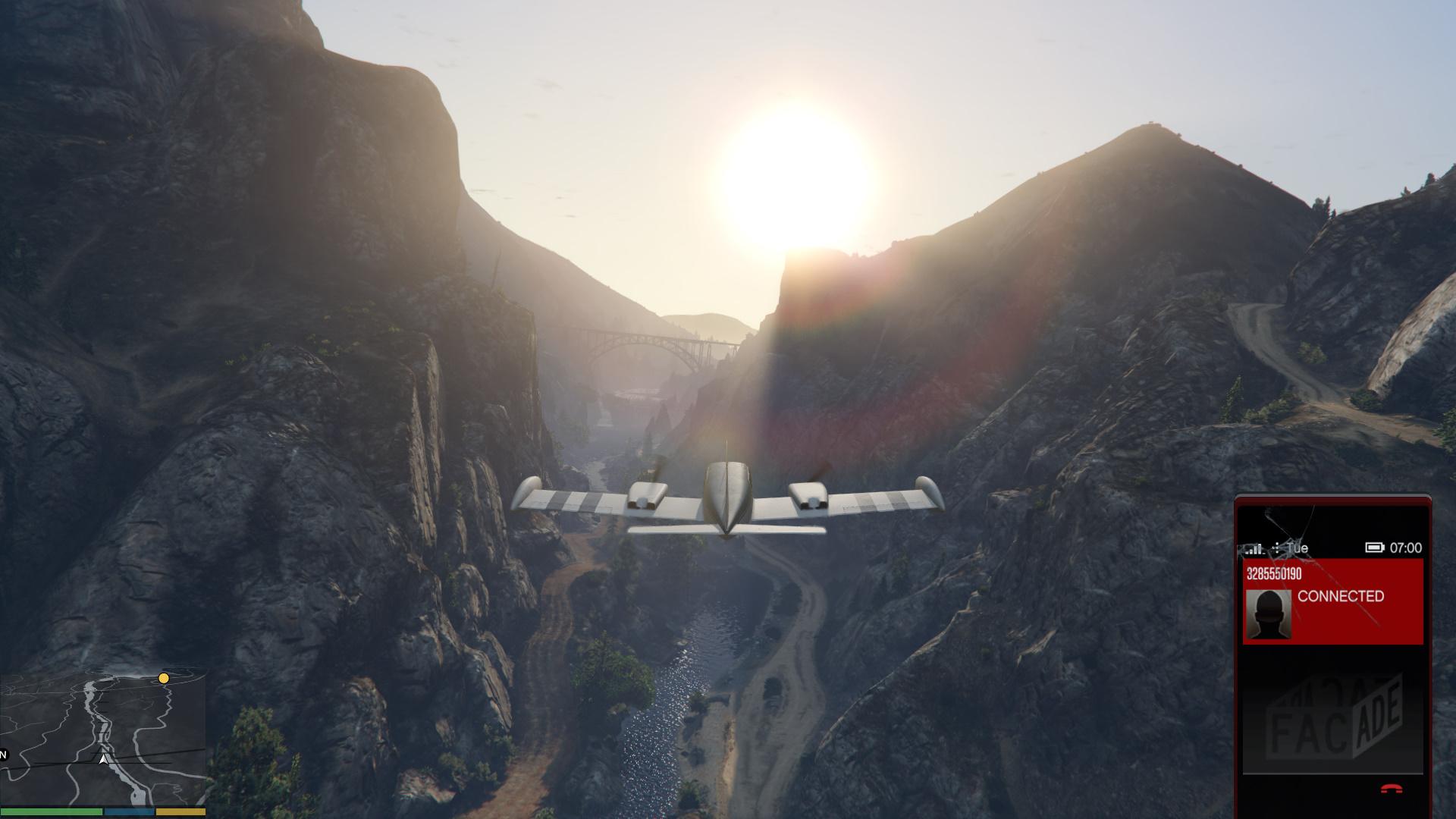 Grand Theft Auto Five Screenshots Max graphics GTAV (22)