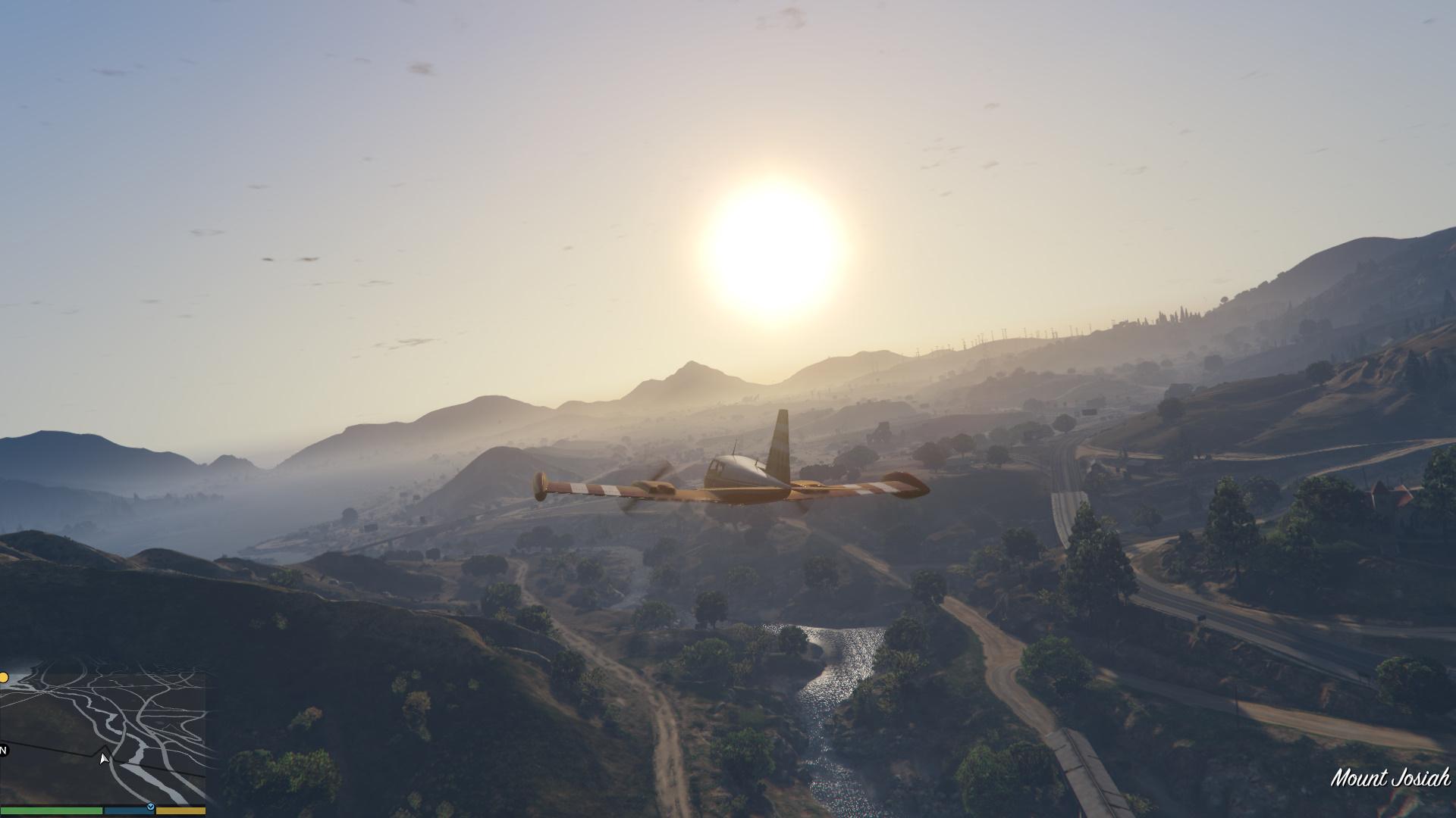 Grand Theft Auto Five Screenshots Max graphics GTAV (7)