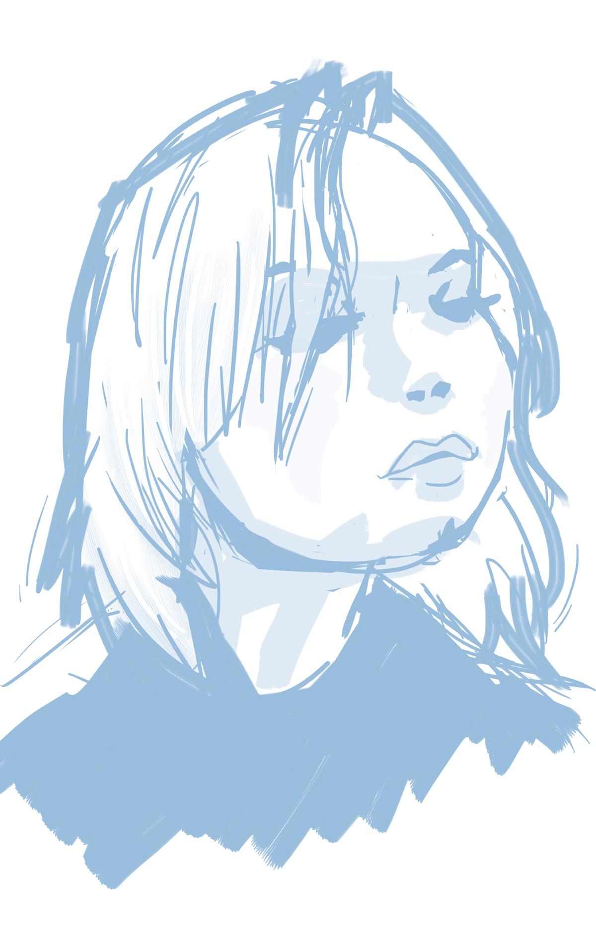 Portrait-sketch-fishy