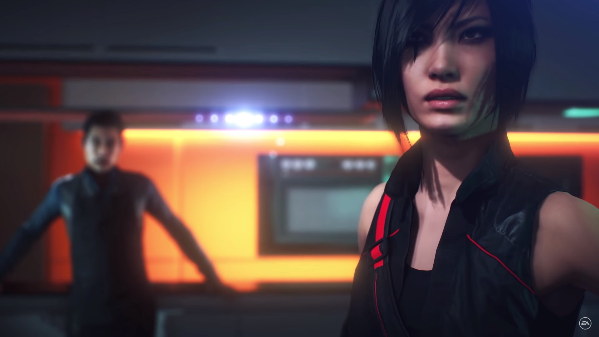 Mirror's Edge Story Screen Grabs (10)