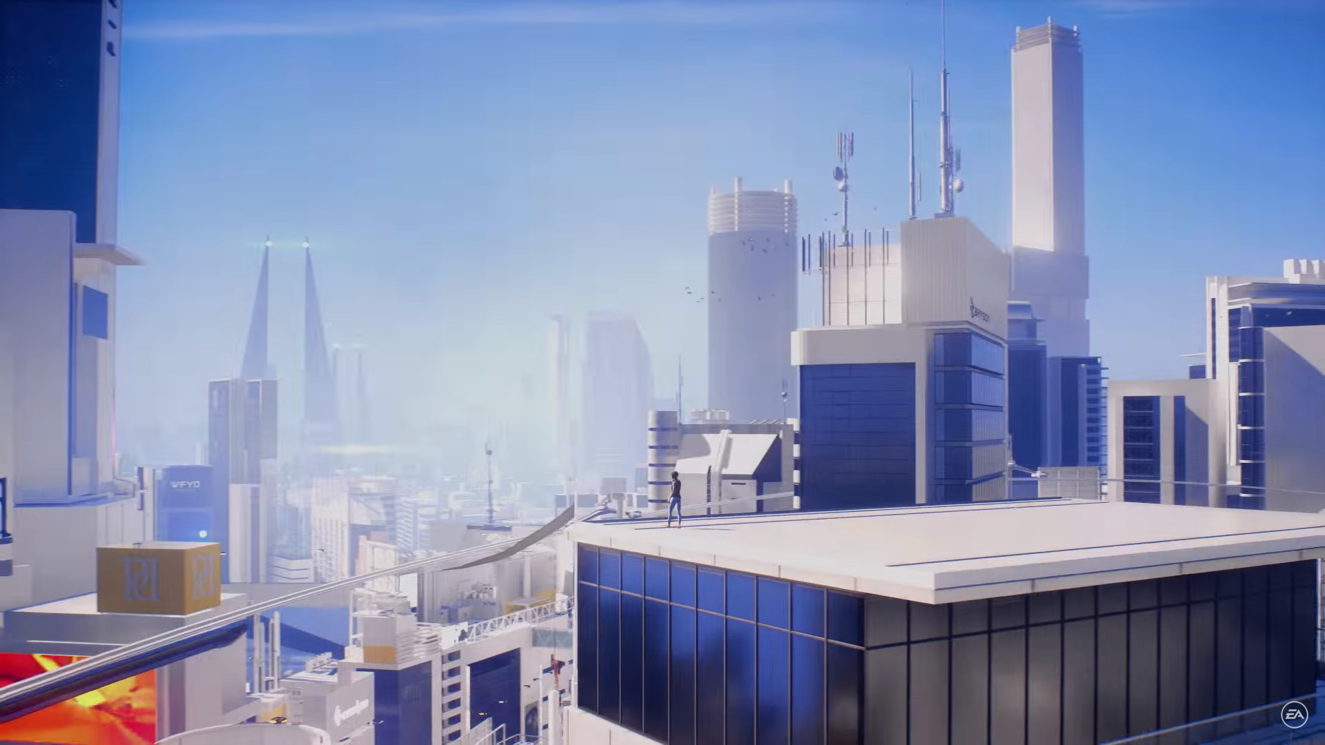 Mirror's Edge Story Screen Grabs (11)