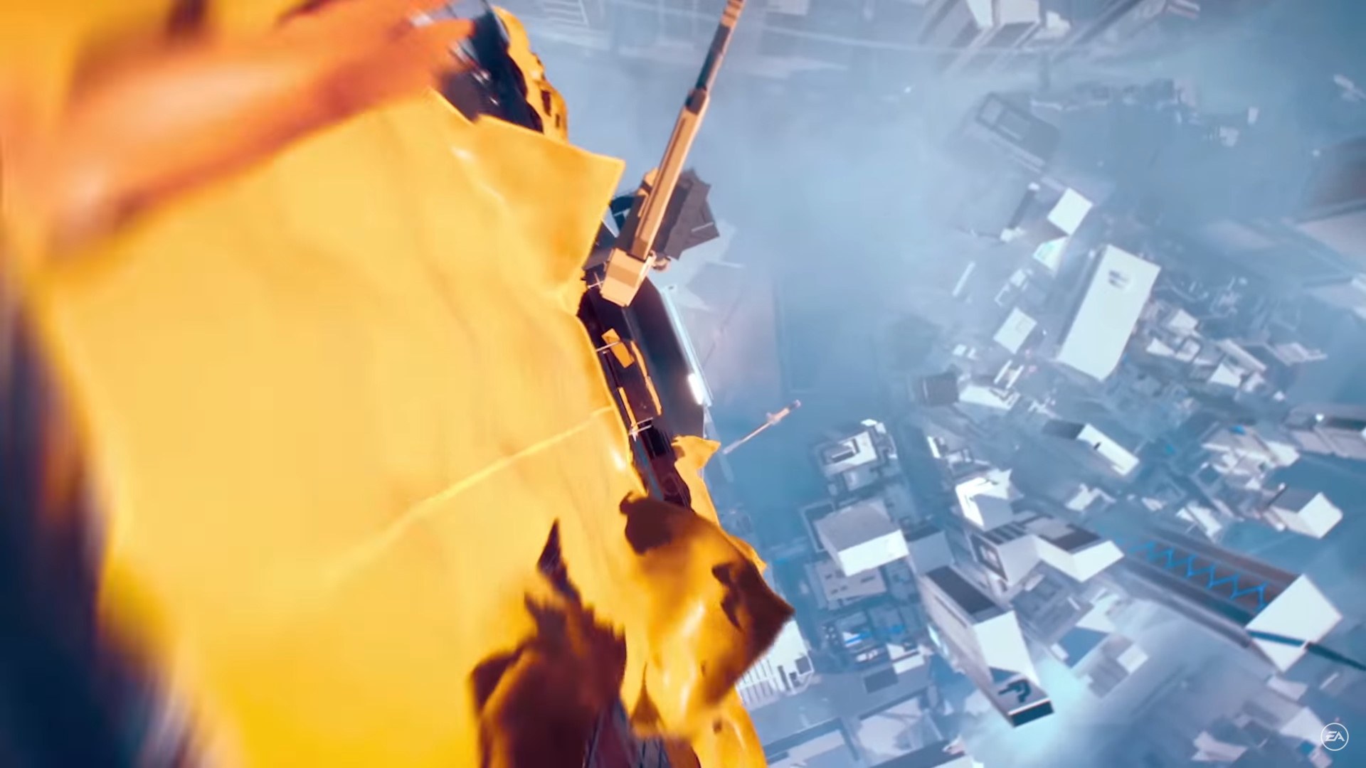 Mirror's Edge Story Screen Grabs (14)