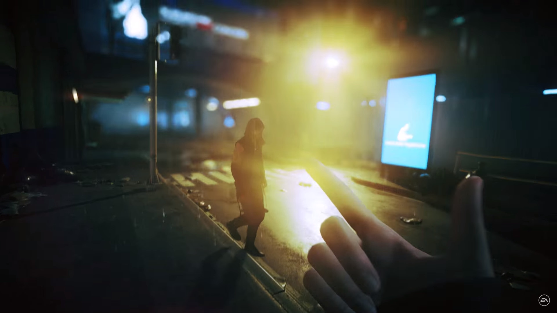 Mirror's Edge Story Screen Grabs (24)