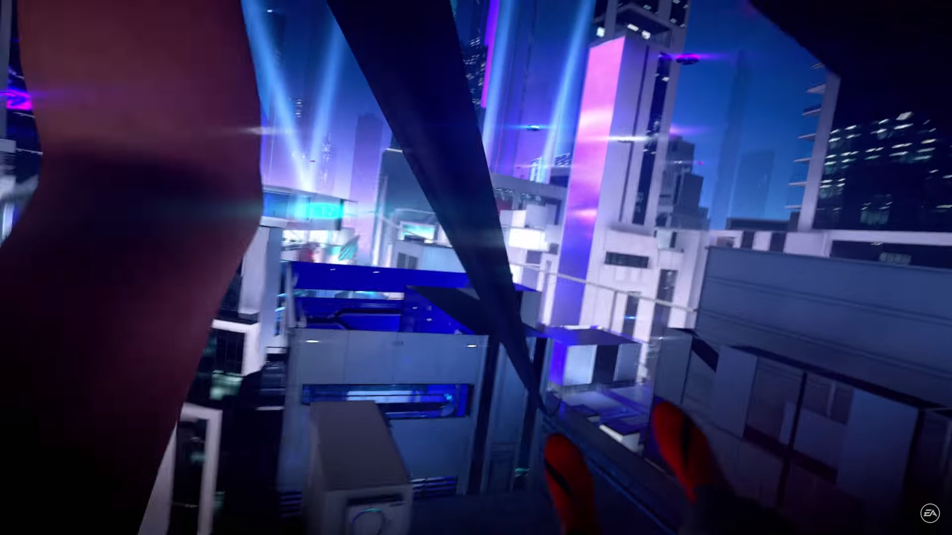 Mirror's Edge Story Screen Grabs (26)