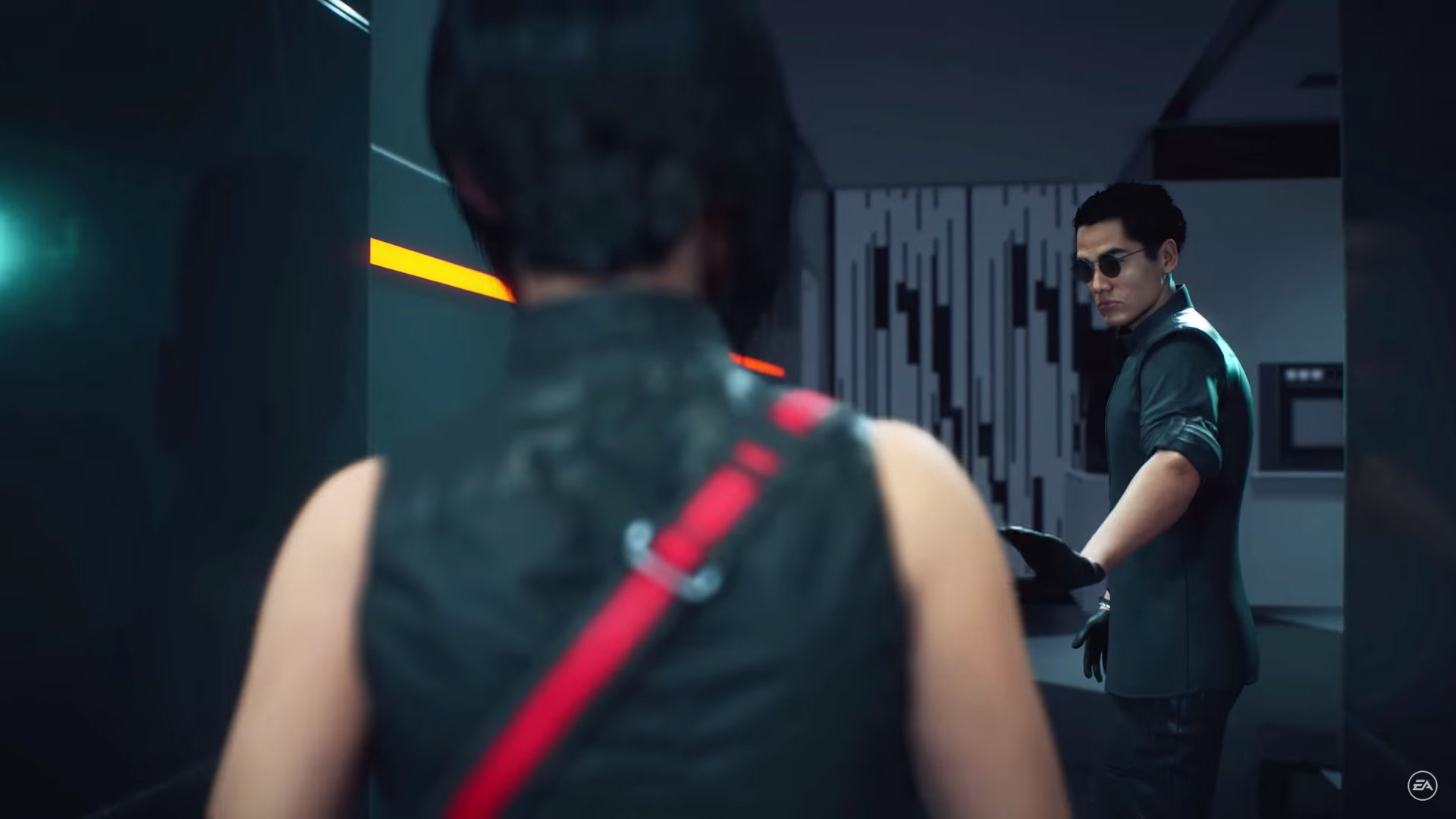 Mirror's Edge Story Screen Grabs (28)