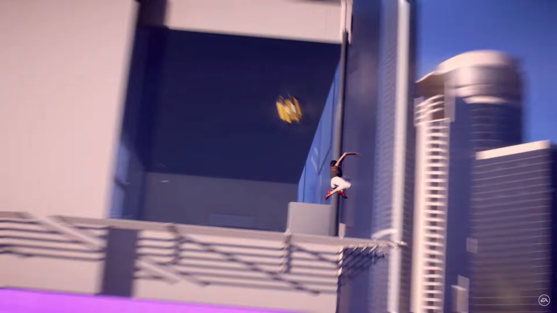 Mirror's Edge Story Screen Grabs (35)