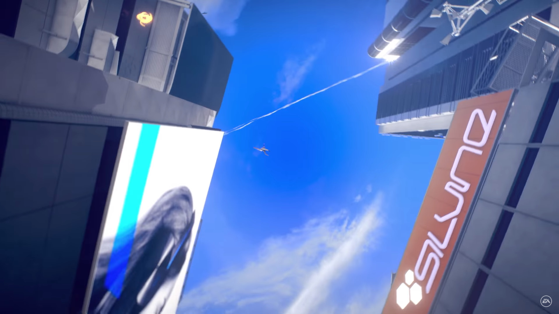 Mirror's Edge Story Screen Grabs (4)