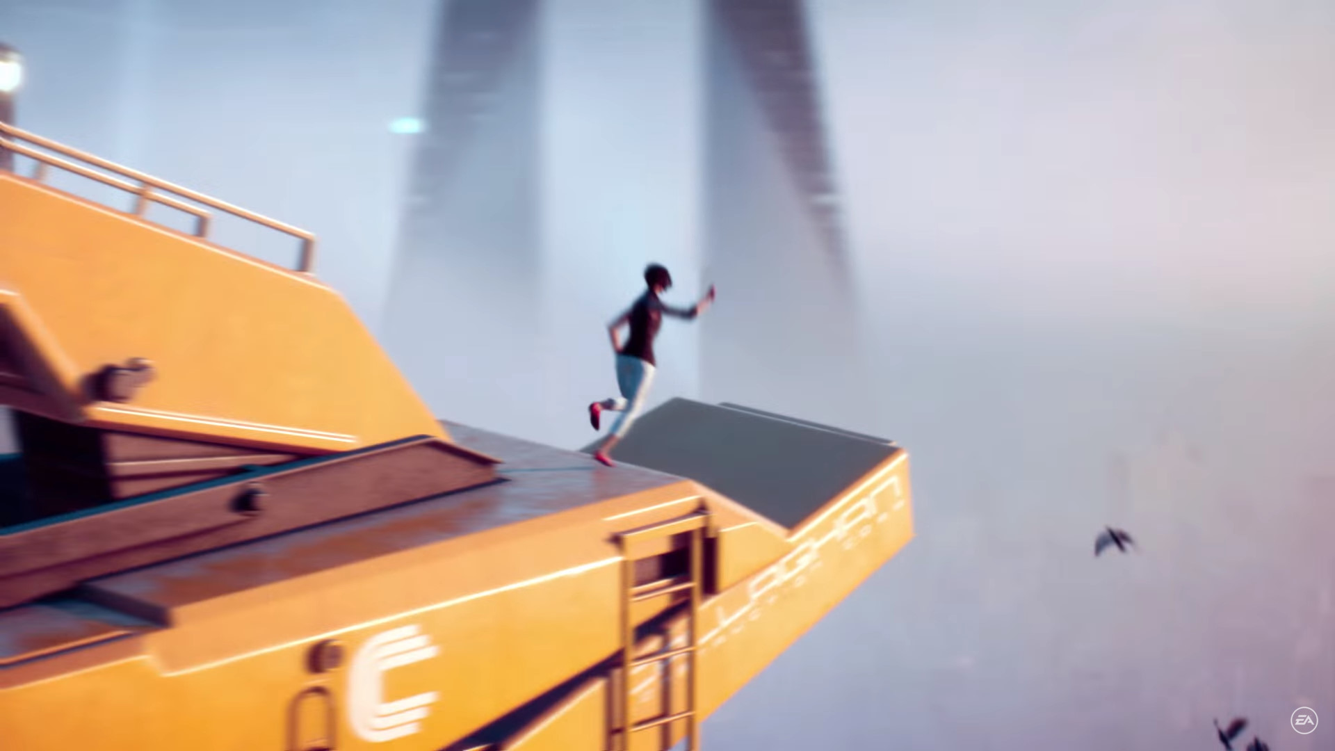 Mirror's Edge Story Screen Grabs (40)
