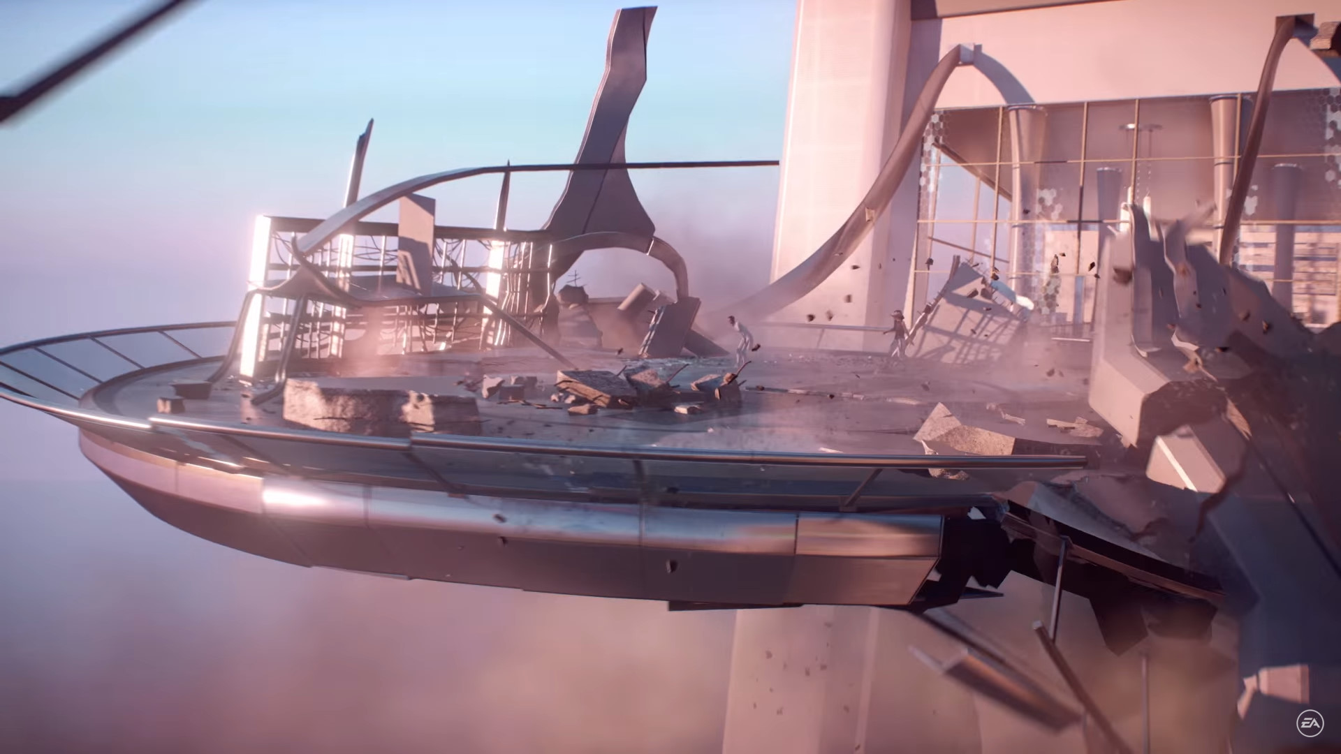 Mirror's Edge Story Screen Grabs (46)