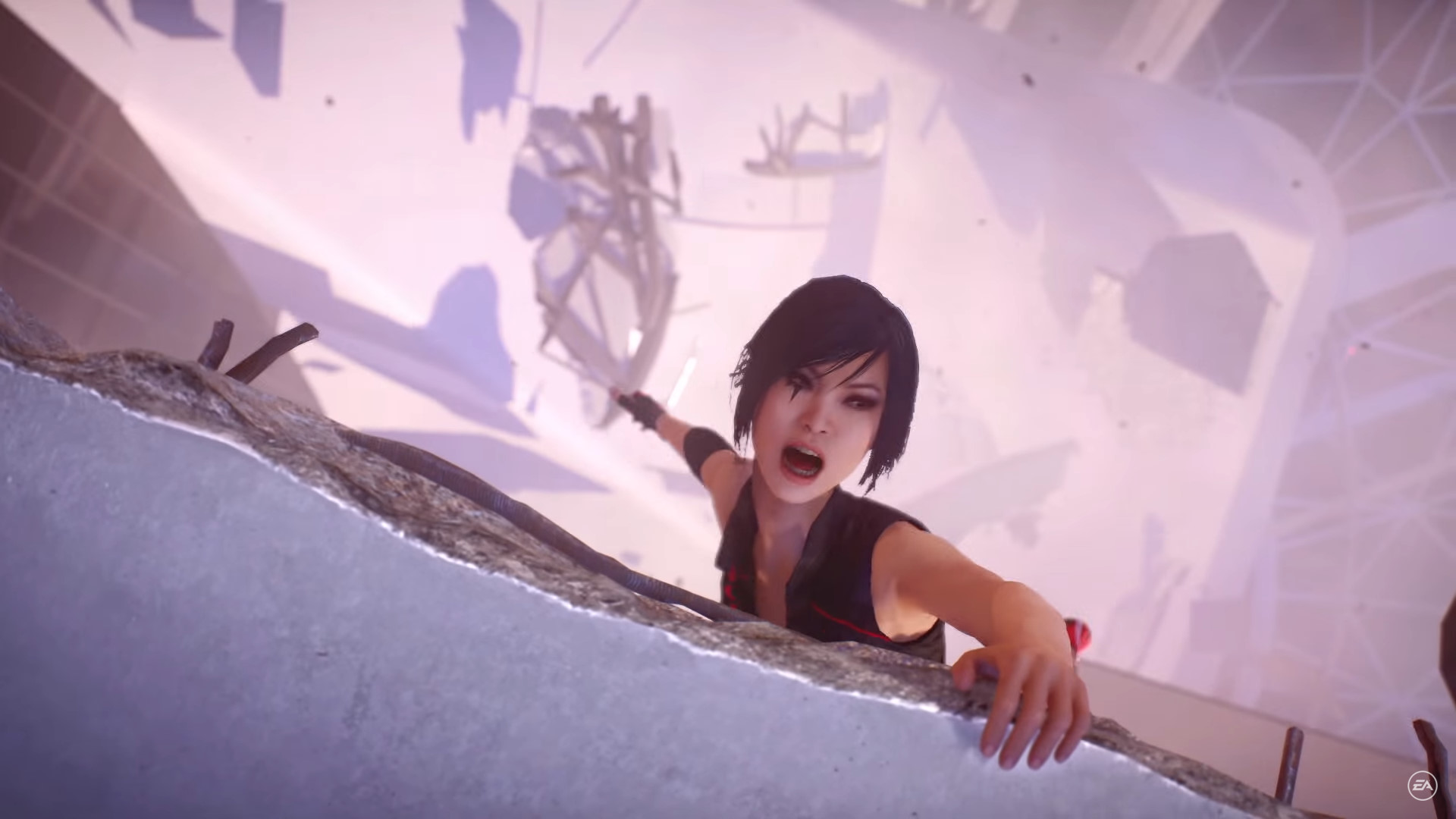 Mirror's Edge Story Screen Grabs (48)
