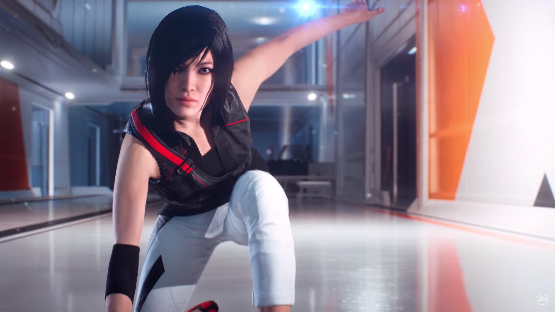 Mirror's Edge Story Screen Grabs (49)