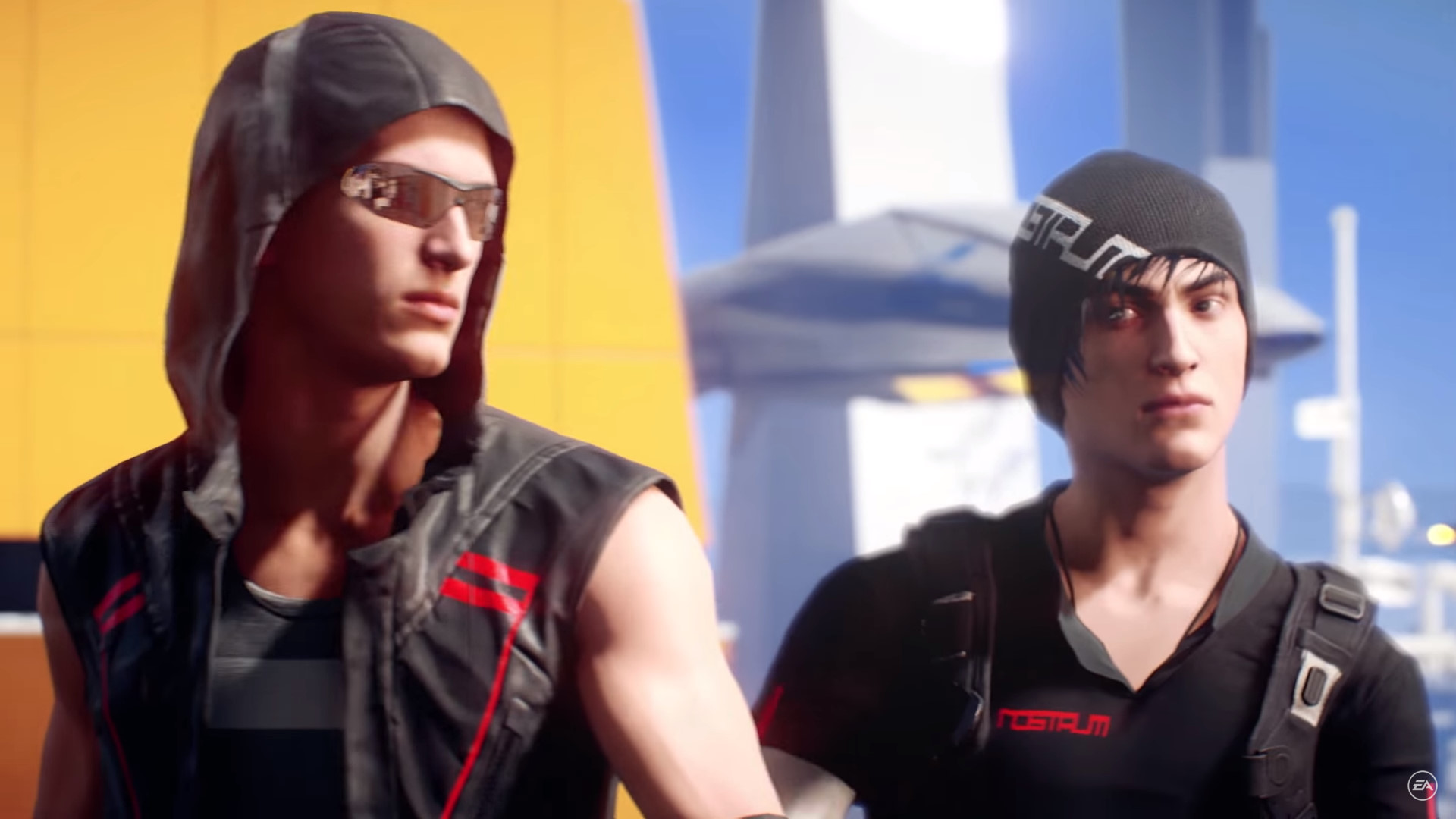 Mirror's Edge Story Screen Grabs (5)