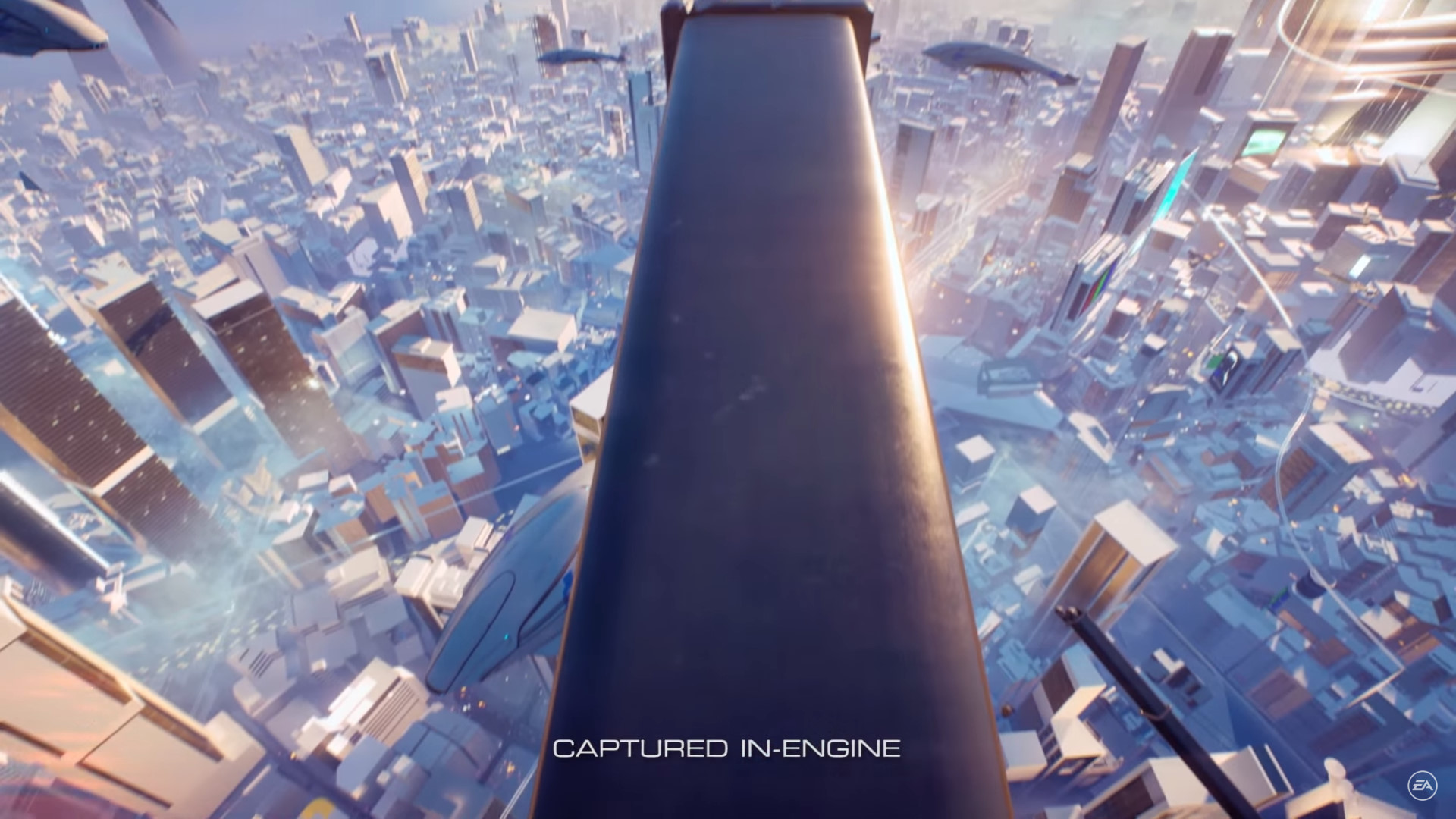 Mirror's Edge Story Screen Grabs (51)