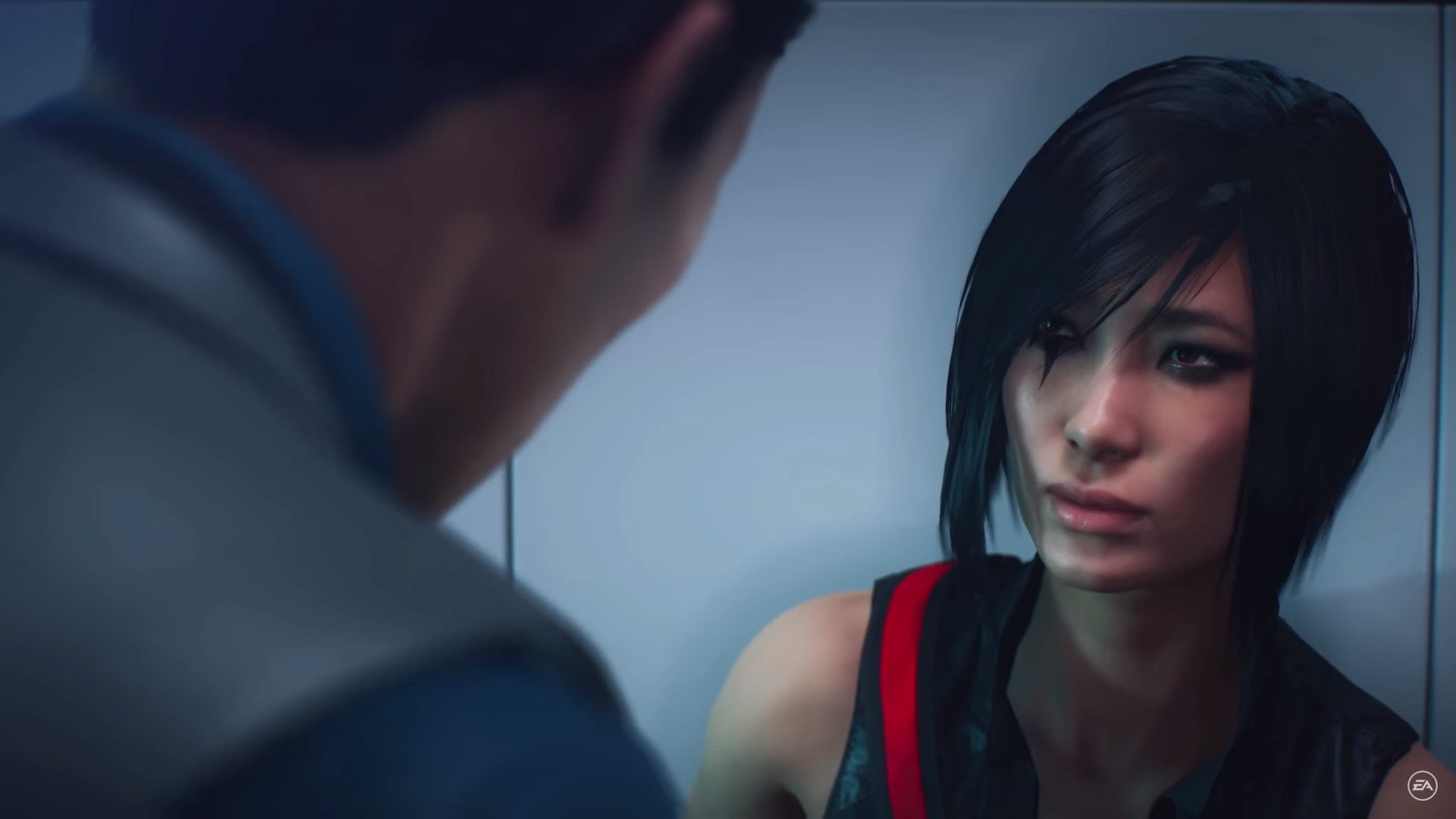 Mirror's Edge Story Screen Grabs (54)