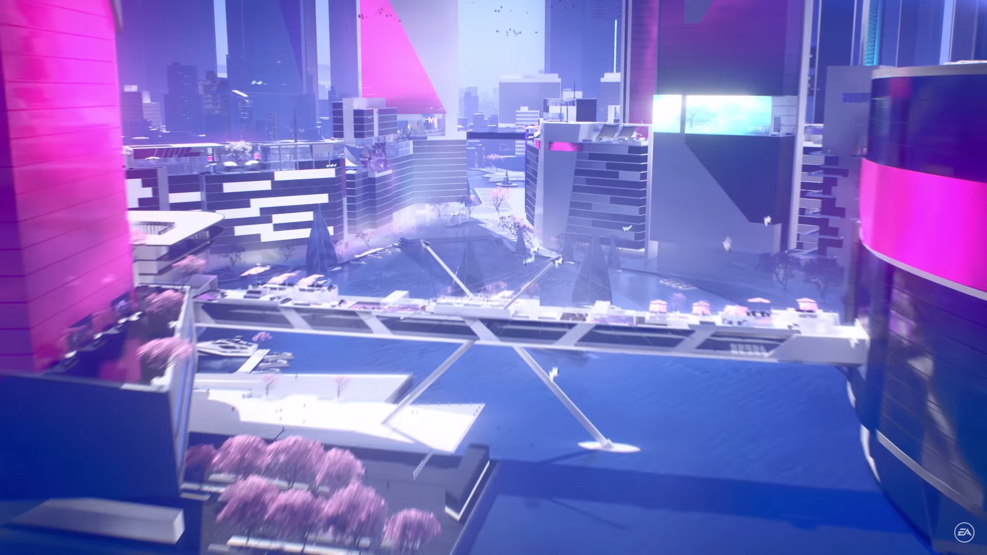 Mirror's Edge Story Screen Grabs (6)