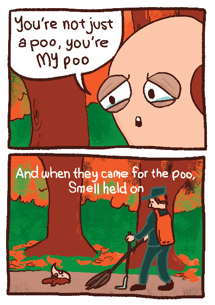 The Poo Smell Pg18