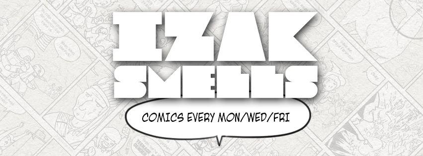 Izak Smells Comics
