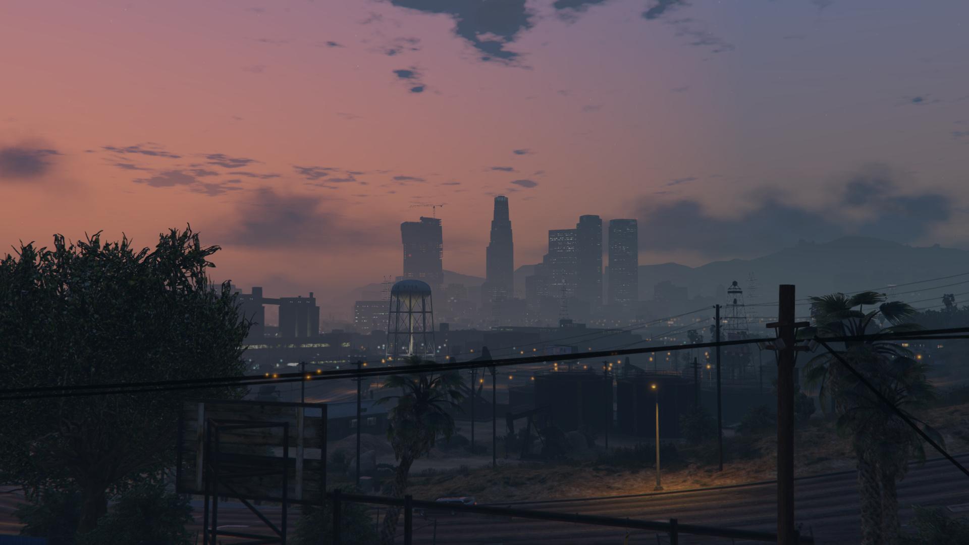 Grand Theft Auto Five Screenshots Max graphics GTAV (13)