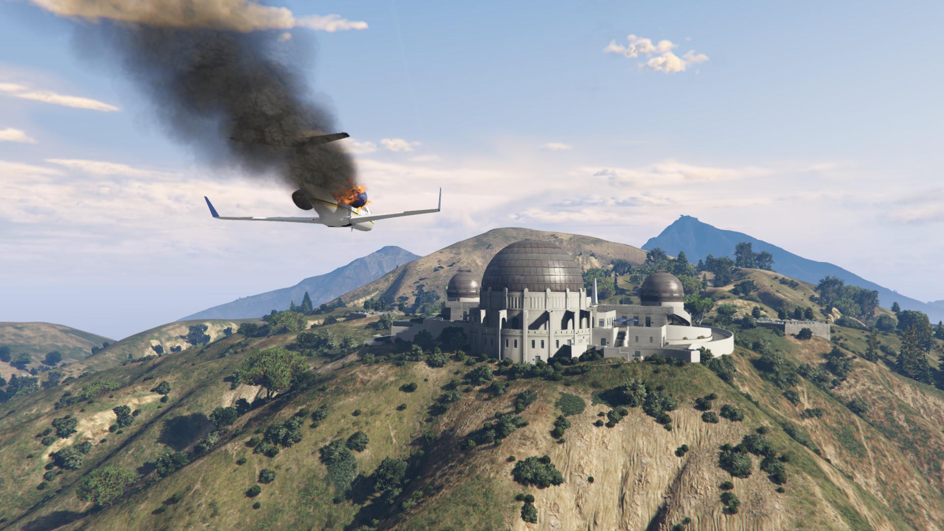 Grand Theft Auto Five Screenshots Max graphics GTAV (14)