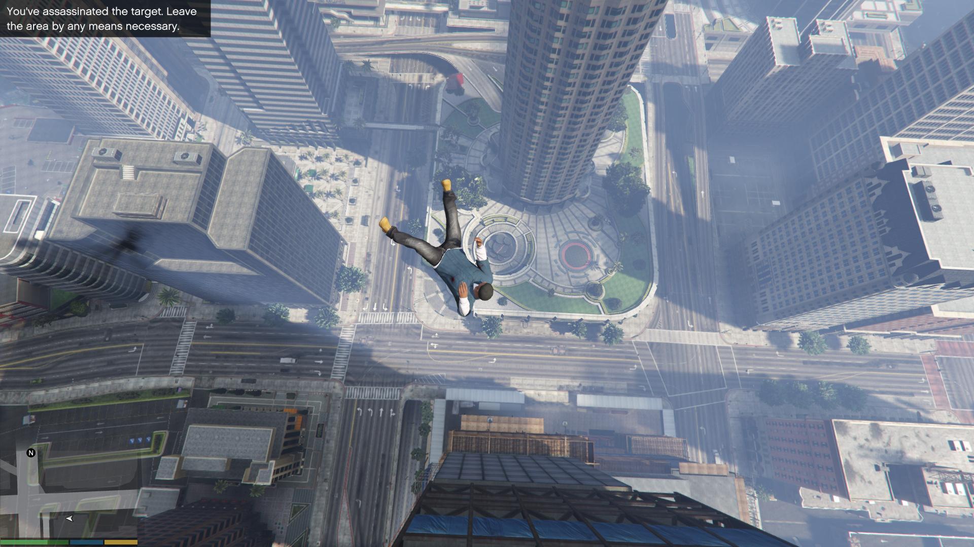 Grand Theft Auto Five Screenshots Max graphics GTAV (17)