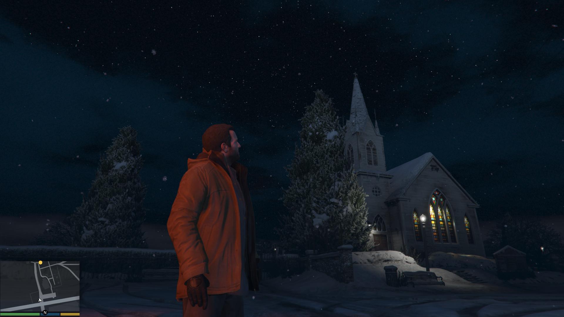 Grand Theft Auto Five Screenshots Max graphics GTAV (20)
