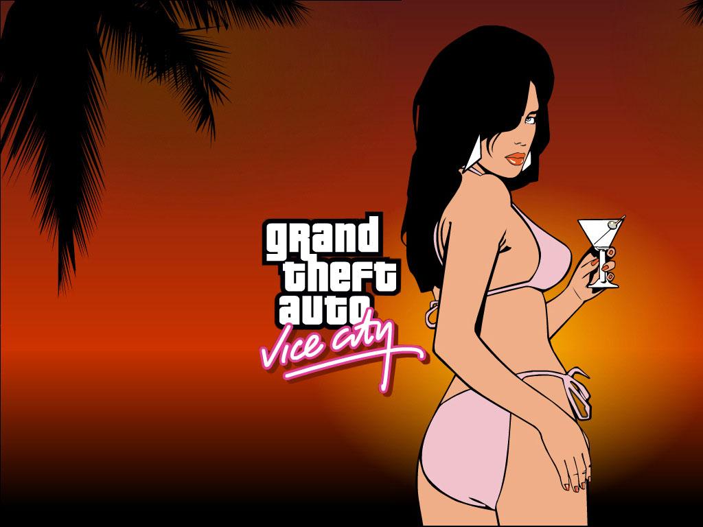 Gta Vice City Girls bikini GTAV easter egg (1)