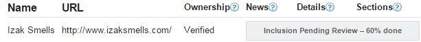 Izak Smells verified