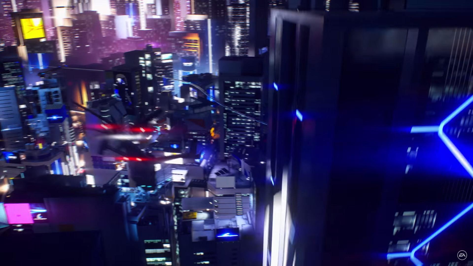 Mirror's Edge Story Screen Grabs (22)