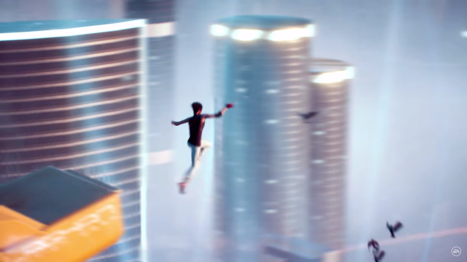 Mirror's Edge Story Screen Grabs (41)