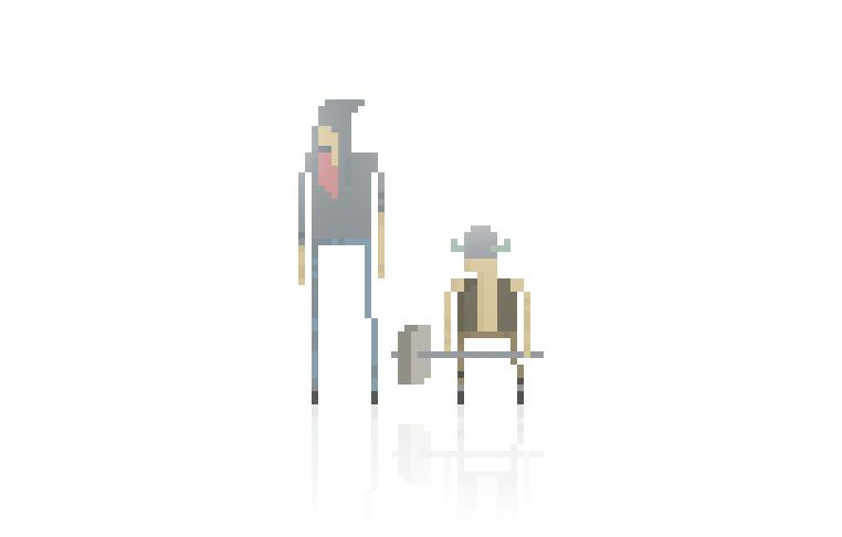 dorf dwarf fortress pixel art
