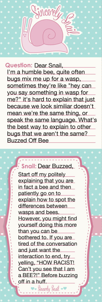 Sincerely-Snail-Stationery_BUZZED-OFF-BEE