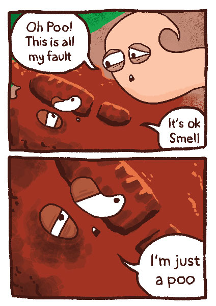 The Poo Smell Pg17